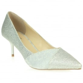 Adela- Sparkly Courts Shoe