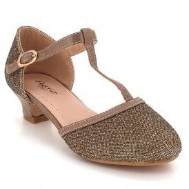 7d8a5fb37ec Aarz London Alvina- Attractive Lace-Detail Sandal