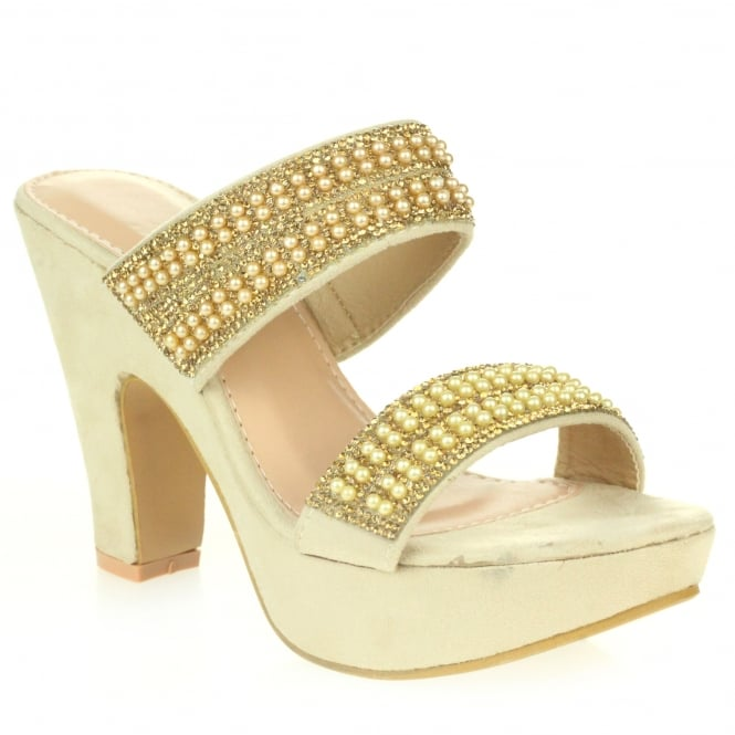 Charity- Party Open-toe Sandal
