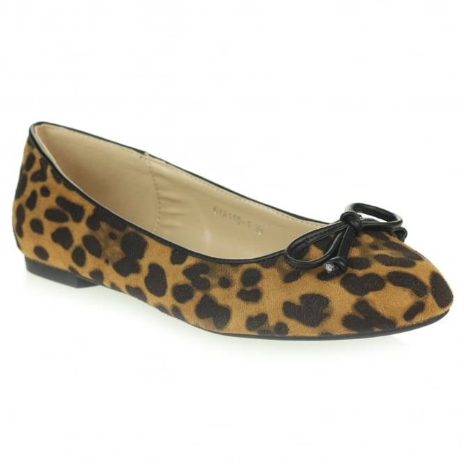 Harrison- Leopard Print Pumps