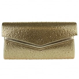 Jacqui- Gleaming Envelope Bag