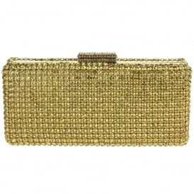 Katte- Appealing Crystals Clutch