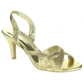 Louisa- Adorned Party Sandals