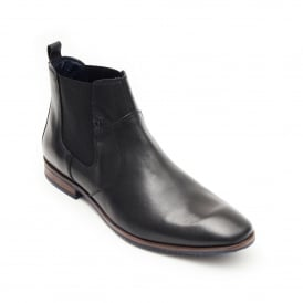 Maxwell- Leather Elasticated Boots