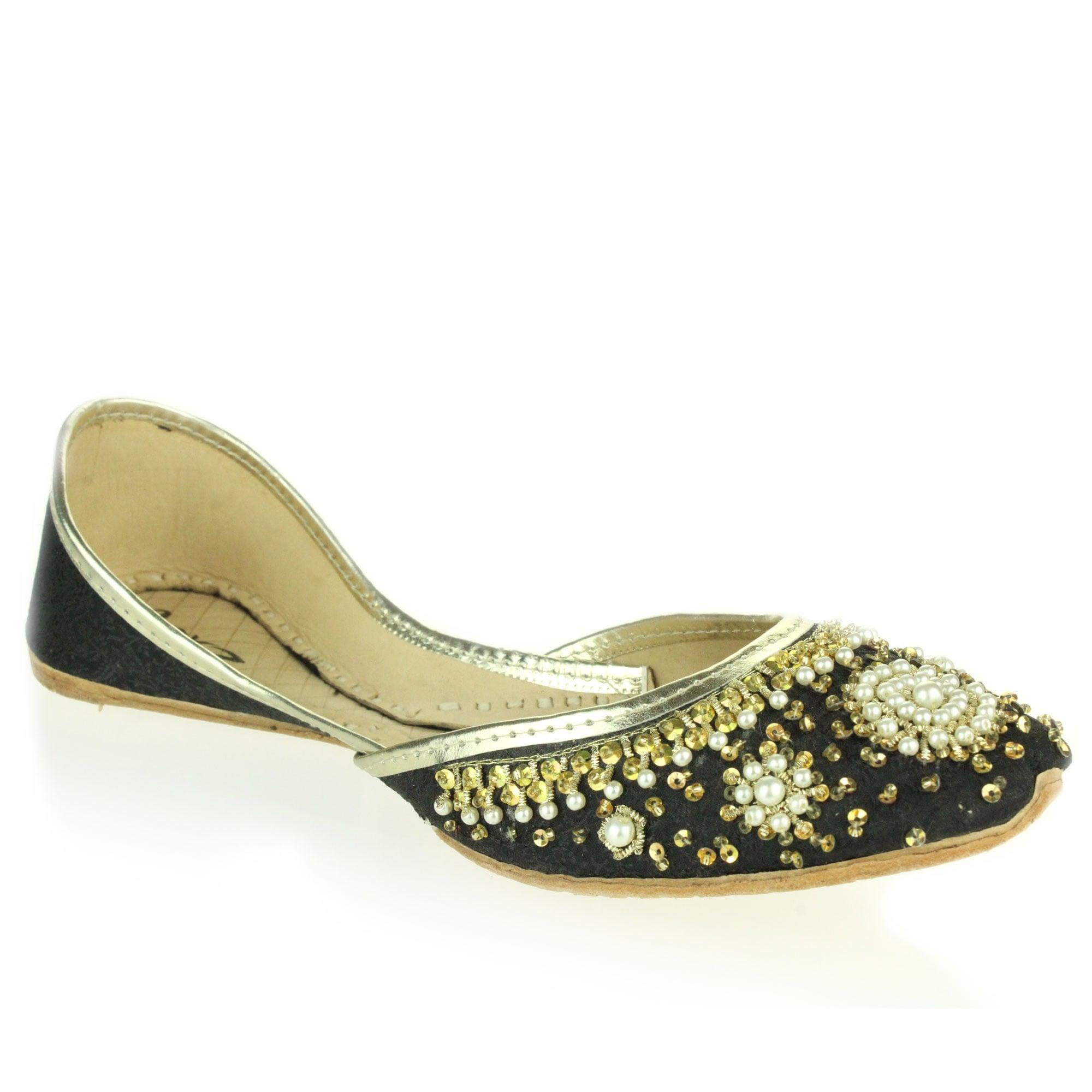 Ladies Khussa Shoes Uk