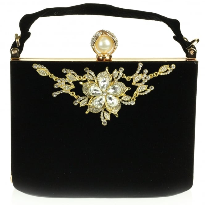 Mindy- Luxurious Night Clutch