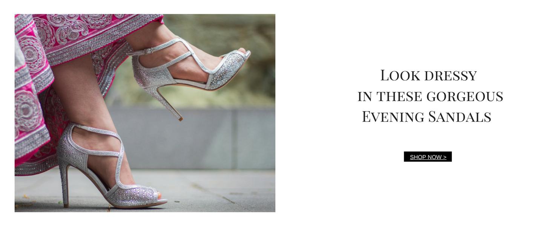 Erika- Graceful High-heels Sandal