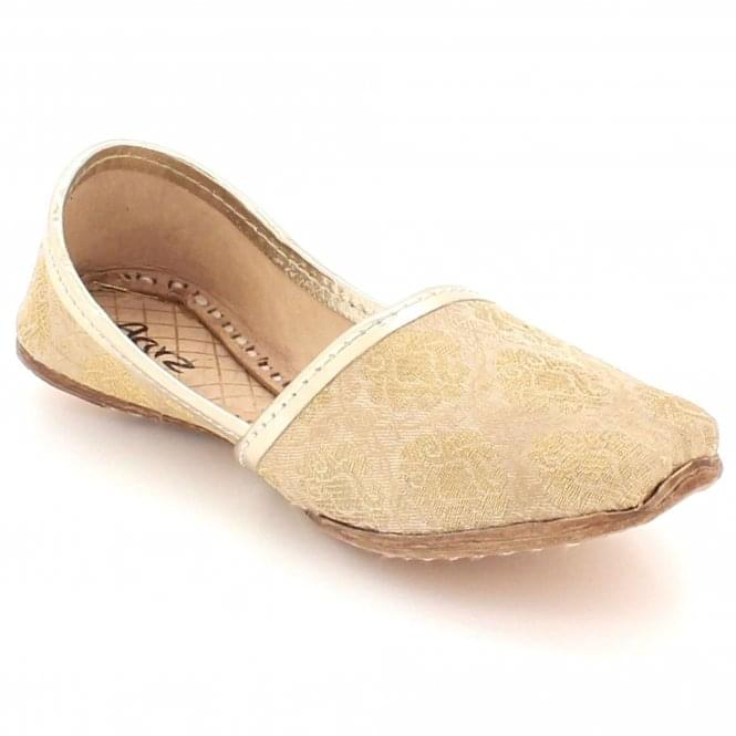 Muriel- Traditional Handcrafted Flats