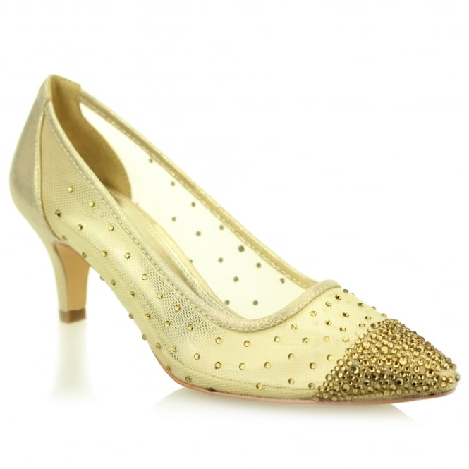Princess- Pointed Court Shoe