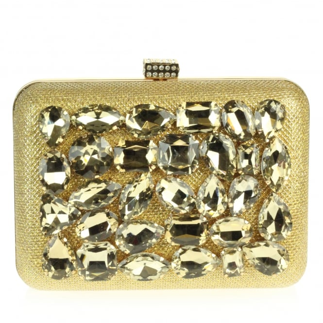 Realyn- Studded Night-out Clutch
