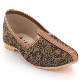 319d9b6df91 Aarz London Simone- Evening Indian Shoes