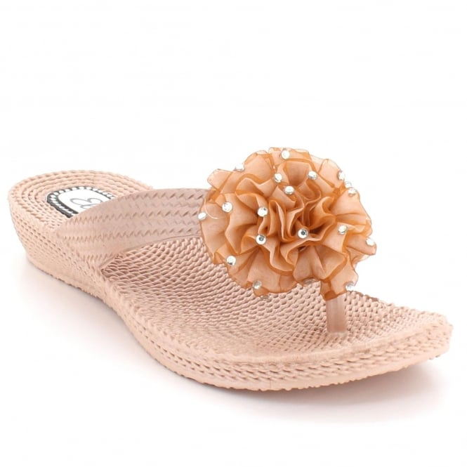 Verina- Flexible Jelly Sandal