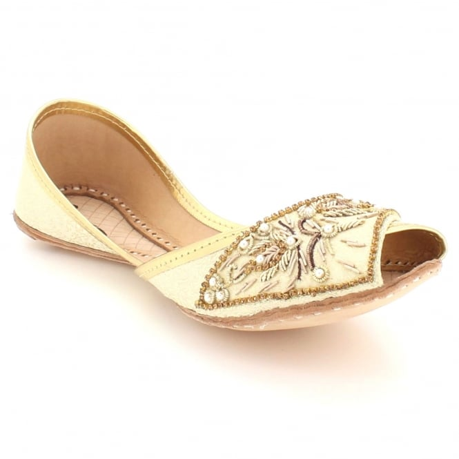 Willow- Trendy Indian Pumps